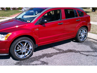 Don's 2007 Dodge Caliber