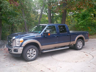 Stanley's  Ford F350 Super Duty Crew Cab