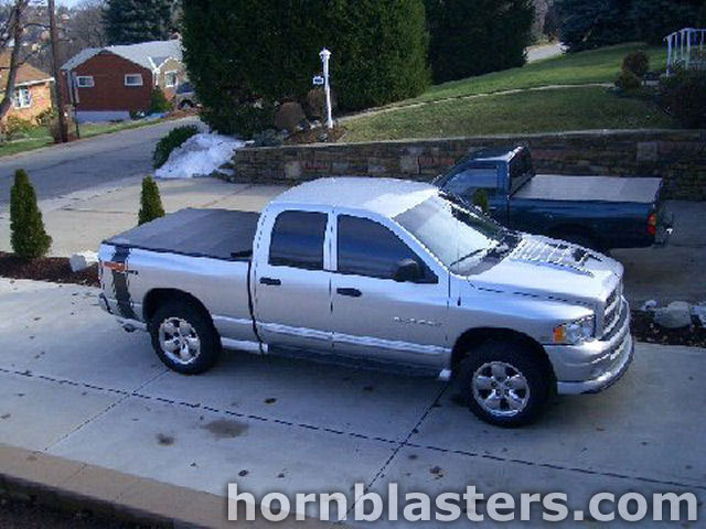 Andy's 2004 Dodge Ram 1500 Quad Cab