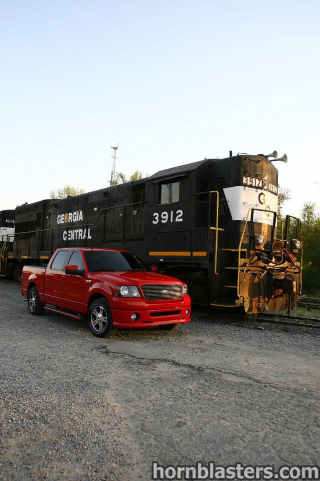 Truck Train Horn Installs