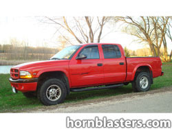 2000 Dodge Dakota Crew Cab