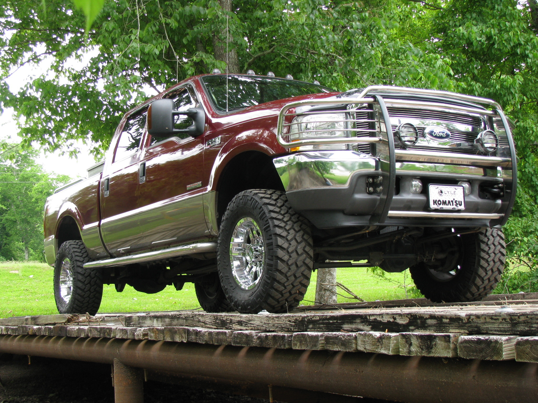 Ken's 2004 Ford F350 Super Duty Crew Cab