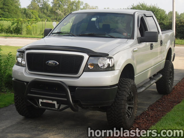 Igor's 2005 Ford F150 SuperCrew Cab
