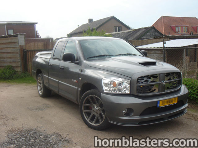 Jacob's 2006 Dodge Ram SRT-10