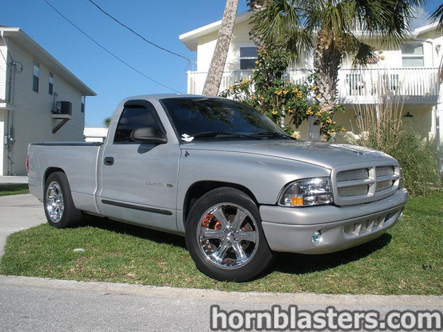 Jason's  Dodge Dakota Extended Cab