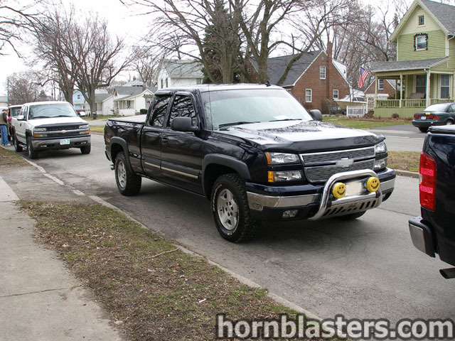 Jerry's 2006 Chevrolet Silverado 1500 Extended Cab