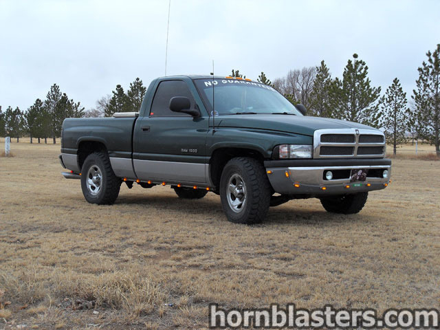 Mike's 1998 Dodge Ram 2500 Quad Cab