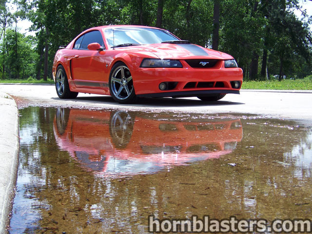 Michael's 2004 Ford Mach 1 Mustang