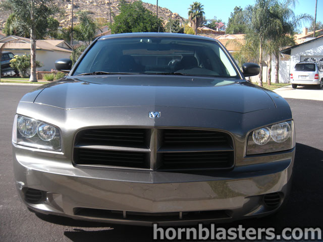 David's 2008 Dodge Charger