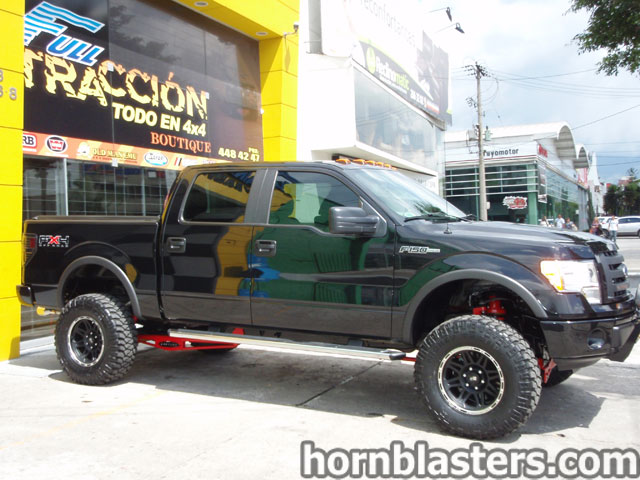Full Traction 4x4's 2010 Ford F150 SuperCrew Cab