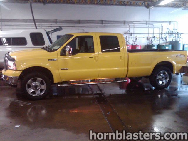 Scott's 2006 Ford F250 Super Duty Crew Cab