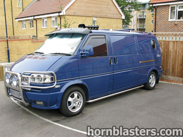 Will's 1993 Volkswagon Eurovan