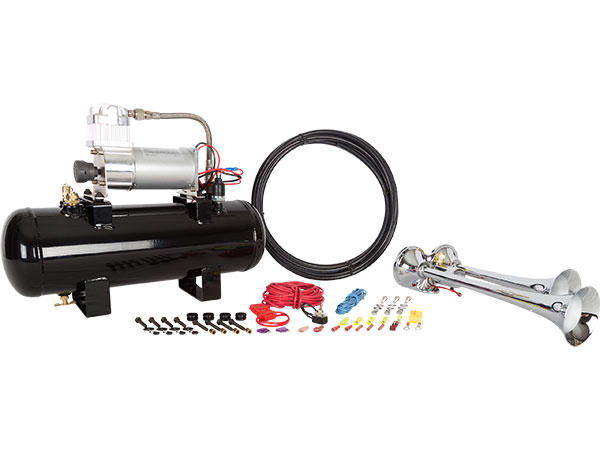 PsychoBlasters 228V Air Horn Kit