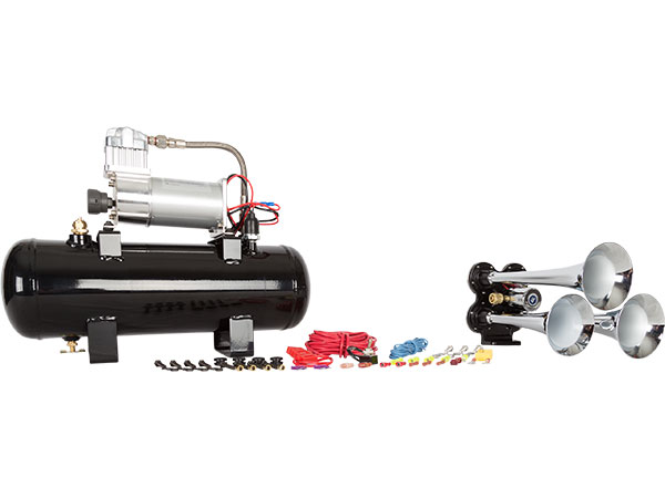 2 Gallon Bullet Air Horn Kit