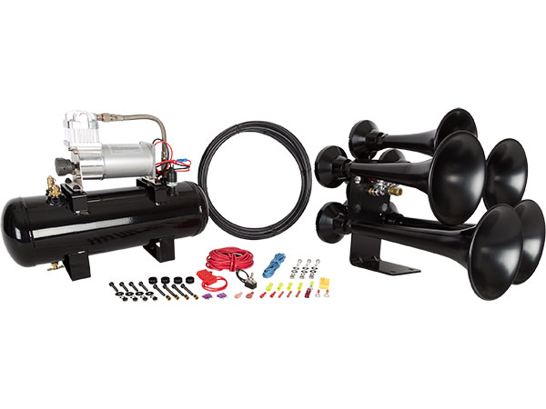 Katrina 2 Gallon Train Horn Kit
