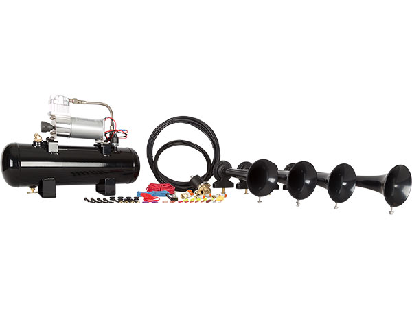 HornBlasters Conductor's Special 228V Train Horn Kit