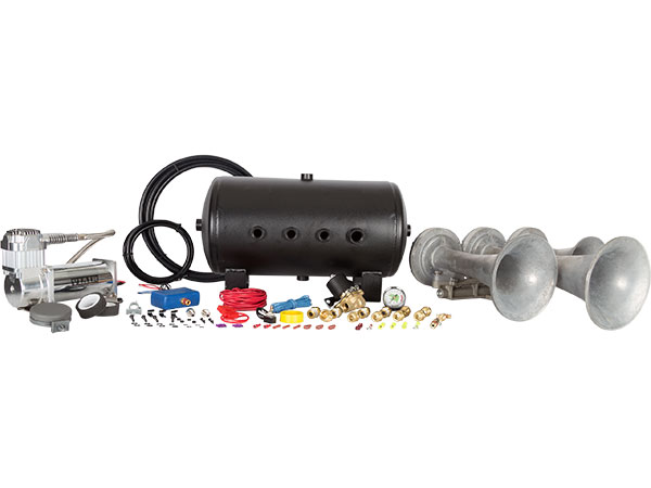 Train Horn Kits & Air Horn Kits