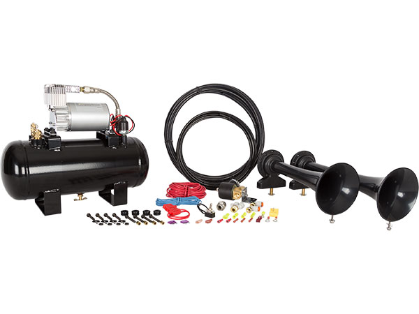 Rocker 127V Air Horn Kit