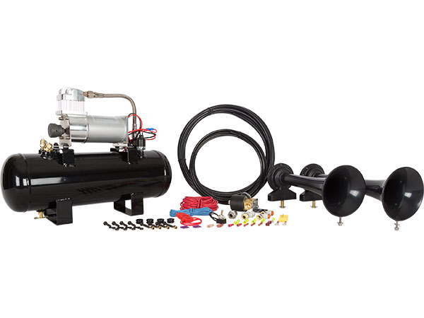 HornBlasters Rocker 2 Gallon Air Horn Kit