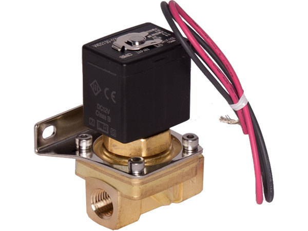 ¼″ 12 Volt Electric Air Valve